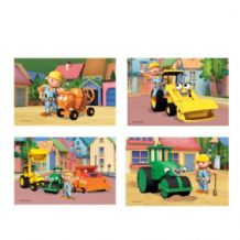 'Bob The Builder' Jigsaws PK1
